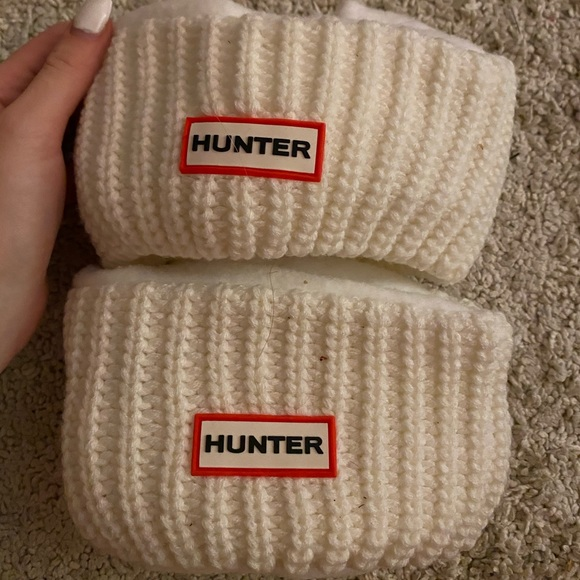 Tall Hunter boot socks!